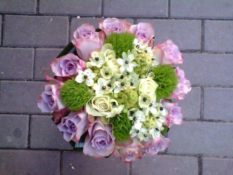 Buchet Trandm Lane Olg Si Garoafa Verde Floraria Alcevaro Din